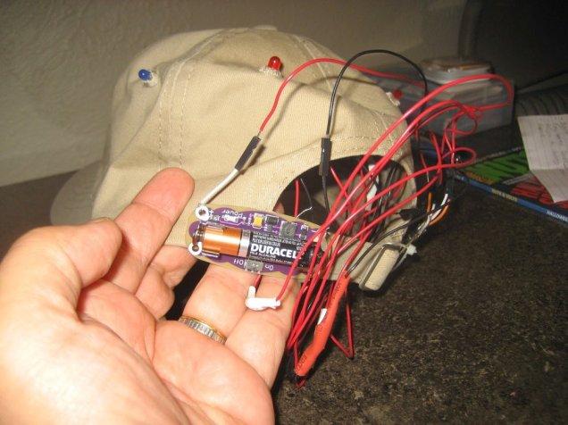 Lilypad power source